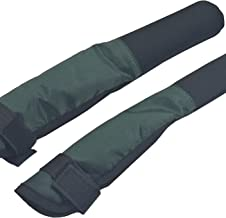 3 Pack of Cloth ROD BAGS for 2 Piece Rods FLADEN Fishing 126cm for a 2-piece 2.4m//8ft and 147cm for 2-piece 2.7m//9ft For Rod Protection 2 Lengths Available