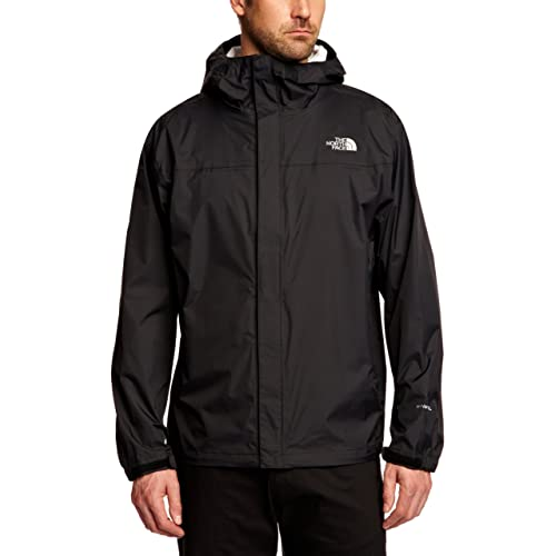 73d819372483 The North Face Mens Venture Rain Jacket TNF Black