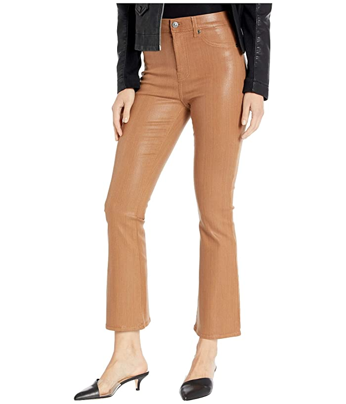 big discount sale 2019 clearance sale release info on High-Waist Slim Kick Faux Pocket in Penny