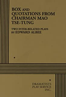 Box and Quotations From Chairman Mao Tse-Tung.