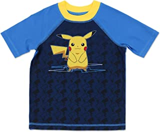 Best pokemon swim shirt Reviews