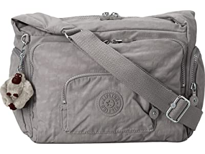 Kipling Erica Cross Body Bag (Slate Grey 1) Cross Body Handbags