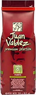 Juan Valdez Premium Bold Colombian Coffee, Cumbre Ground, 8.8 oz