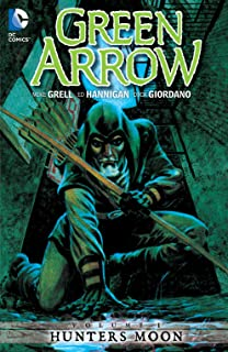 Green Arrow Vol. 1: Hunters Moon (Green Arrow- Graphic Novel)