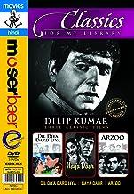 Dilip Kumar - 3 Classic Films (Dil Diya Dard Liya/Naya Daur/Arzoo)