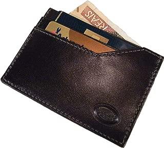 Porta Cartões em Couro T19-030 - Café