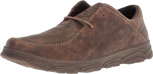 Irish Setter Men's Traveler 3806 Oxford botas, marrón, 12 2E US