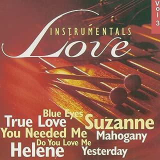 Love Instrumentals, Vol. 3