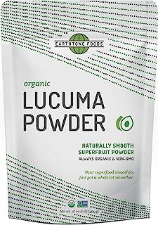 Lucuma Powder Organic | Premium Peruvian USDA & Paleo Certified Raw Vegan Superfood - Natural Sweetener - Perfect for Smoothies, 16 Ounces