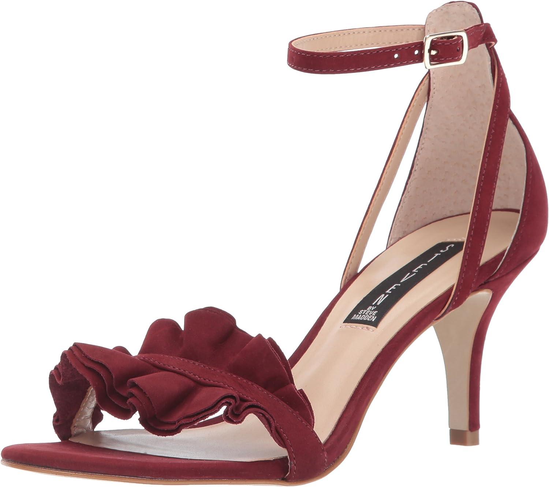 STEVEN by Steve Madden Womens Vexen Dress Sandal