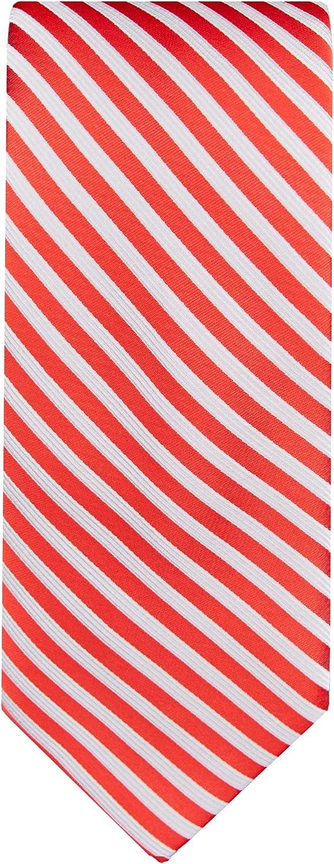 Jacob Alexander Time sale Men's Christmas Spring new work Candy Regu Stripe White Red Cane