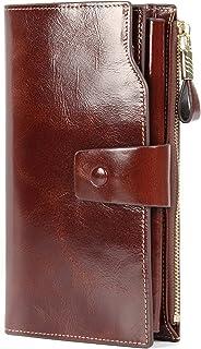 Amazon.es: piel de ubrique cartera mujer - Carteras y ...