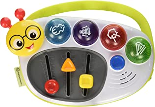 Baby Einstein Little DJ Musical Take-Along Toy with Lights and Melodies, Ages 12 months and up