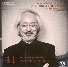 Bach, J.S.: Cantatas, Vol. 41 - Bwv 56, 82, 84, 158