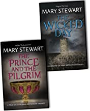 Mary Stewart 2 Books Collection Pack Set RRP: £15.98 (The Wicked Day, The Prince and the Pilgrim)