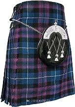 Best Kilts Men's Scottish Traditional Kilt 5 Yard Pride of Scotland
