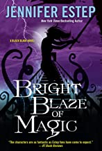 Bright Blaze of Magic (Black Blade Book 3)