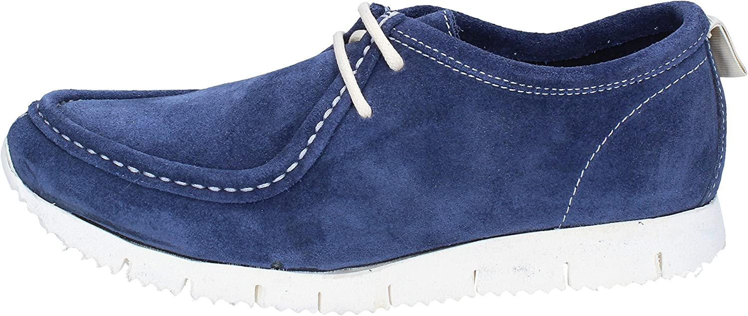 KEP'S by CORAF Fashion-Sneakers Womens Suede bluee