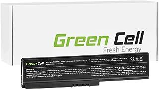 Green Cell® Standard Serie Batería para Toshiba Satellite Pro C660-16E Ordenador (6 Celdas 4400mAh 10.8V Negro)