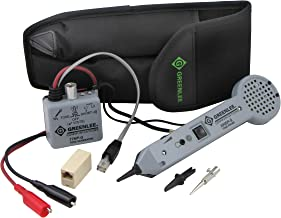 TEMPO Communications 701K-G Tone and Probe Kit – Professional Tone Tracing Kit – Includes Tone Probe and Tone Generator (formerly Greenlee Communications)