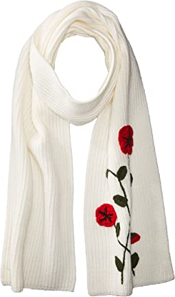 Kate Spade New York - Crochet Poppy Muffler