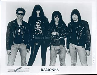Vintage Photos Photo Ramones MUSICISTI Johnny Marky Joey DEE Songwriters CHITARRISTA 8x10