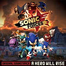 Sonic Forces Original Soundtrack A Hero Will Rise