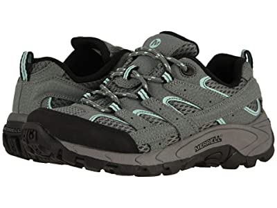 Merrell Kids Moab 2 Low Lace (Little Kid/Big Kid) (Sedona Sage) Kid