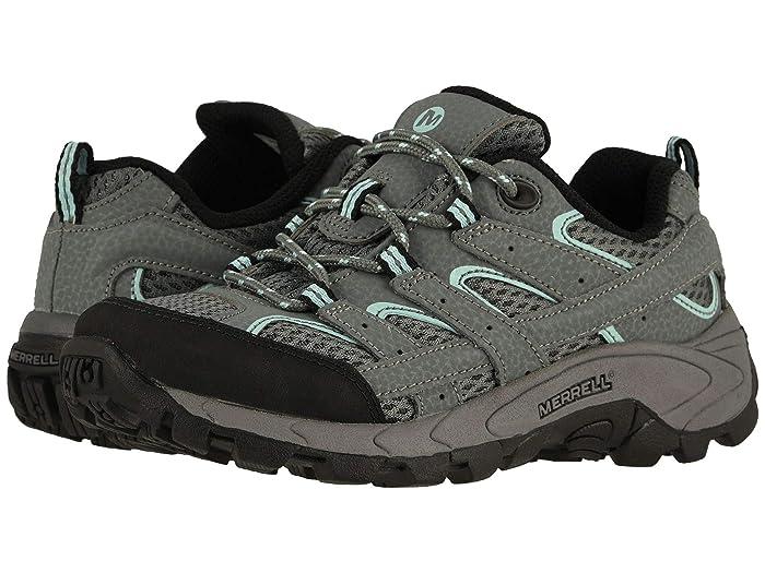 Merrell Kids' Moab 2 Low Lace Hiking Shoe