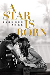 Crafty Little Penguin A Star is Born Film Poster Print Wall Art A6 A5 A4 A3 A2 Maxi - 1576 (Maxi - 61cm x 91cm)