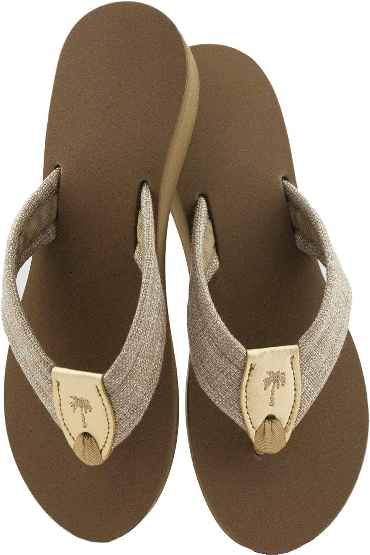 Eliza B Metallic Tweed Sandal with Almond Wedge
