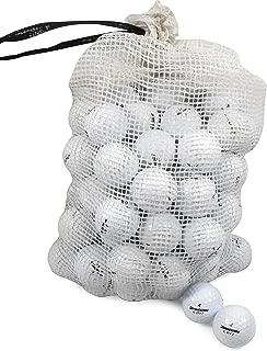 Bridgestone Recycled B/C Grade Golf Balls in Onion Mesh Bag (72 Piece), Assorted