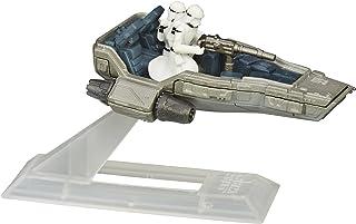 Star Wars The Force Awakens Black Series Titanium First Order Snowspeeder