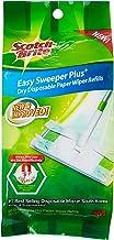 Scotch-Brite Q600RD-EP Easy Sweeper Dry Refills, Green 20pcs Dry