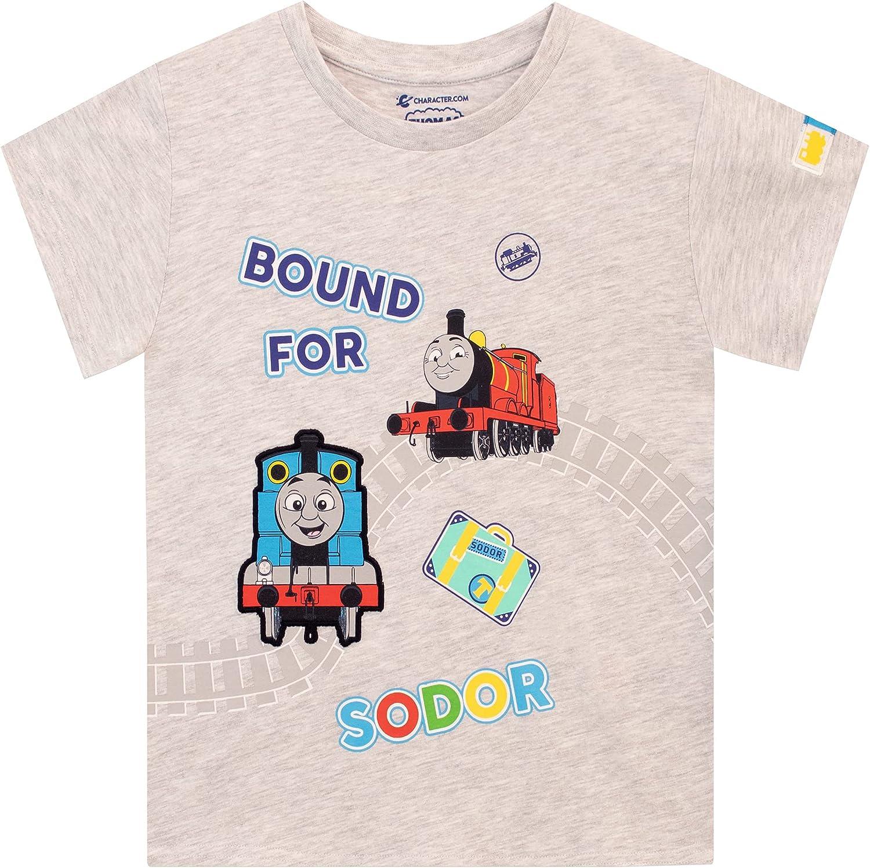 Thomas & Friends Boys' T-Shirt Thomas The Tank Engine