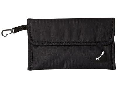 Pacsafe Coversafe V50 RFID Passport Protector (Black) Wallet