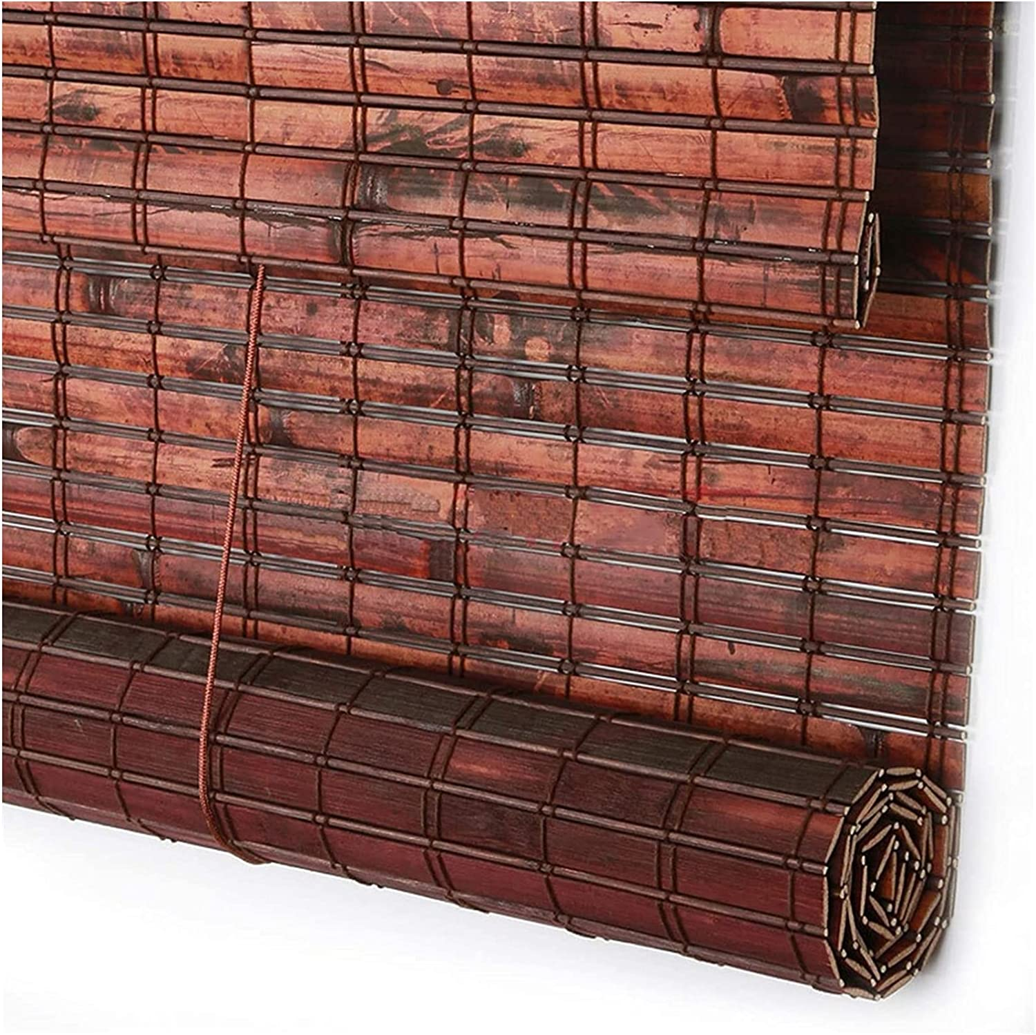 Bamboo Blinds for Outlet ☆ Free Shipping Windows Inexpensive Heavy Duty Louv Natural Curtain