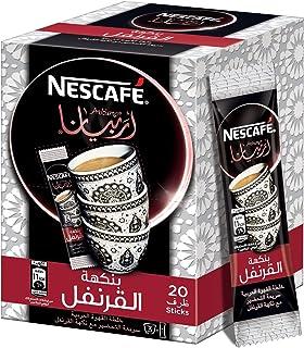 Nescafe Instant Arabiana Coffee with Cloves, 3 gm - 20 Sticks
