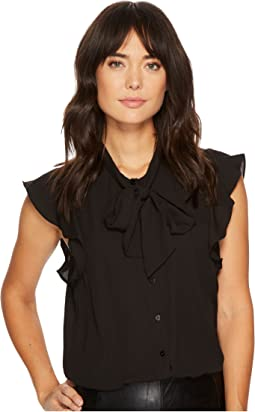 Bishop + Young - Ruffle Blouse