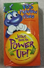 Jesus He You Power Up Preview Video VHS