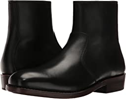 West Leather Zip Boot