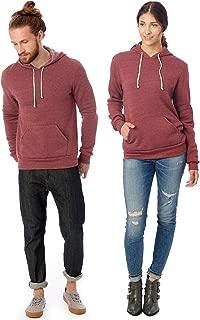 alternative apparel challenger eco fleece hoodie