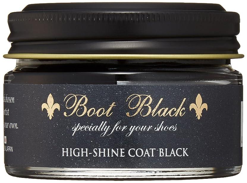 ブラジャー関係帆[ブートブラック] HIGH SHINE CORT BBハイシャインコート メンズ
