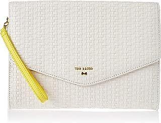 TED BAKER Womens Rafya Wallet, WHITE - MEADOWS 155328-WHITE