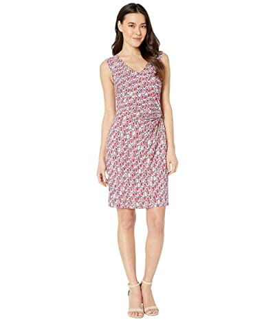 NIC+ZOE Petite Bright Stone Dress (Multi) Women