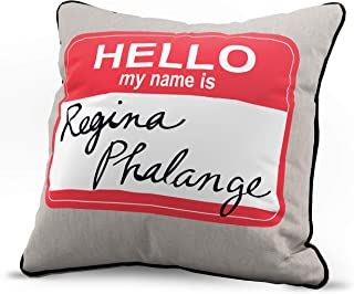 Jay Franco Friends Regina Phalange Decorative Throw Pillow Cover