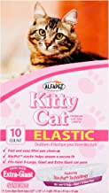 PACK OF 6 - Alfapet Kitty Cat Elastic Cat Pan Liners, 10 count