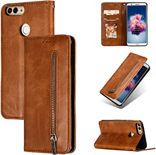 Case for Huawei Honor 9 Lite LLD-L21 Flip Leather TPU Silicone Fixing Case Cover 5