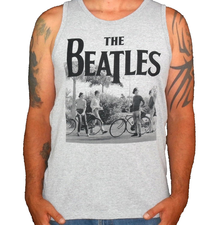 The Beatles (自転車)メンズタンクトップ