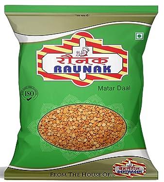 Ronak Raunak Unpolished Matar Dal, 1 kg